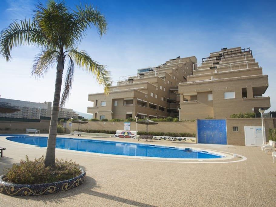 Apartamento en marina d 39 or jardines del mar i 231 aptos for Jardines marina d or