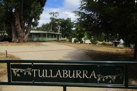 Tullaburra Farm Stay and Horse agistment - Durham Lead - Zomerhuis/Cottage