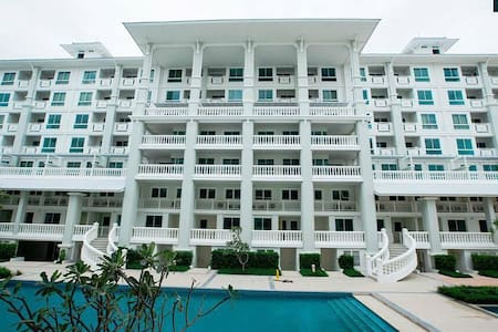 Energy Huahin Pool view 1 bedroom