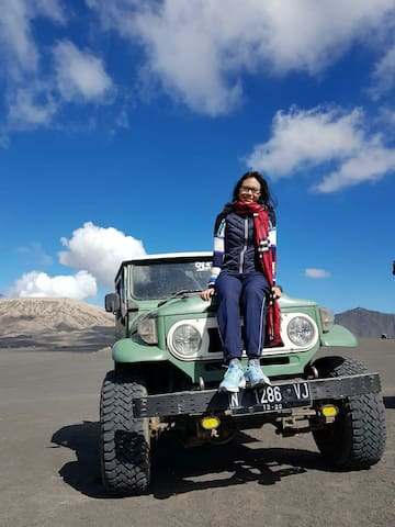 Sewa jeep