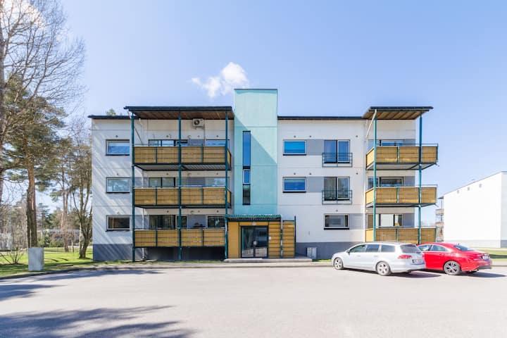 One-bedroom apartment, south Tallinn