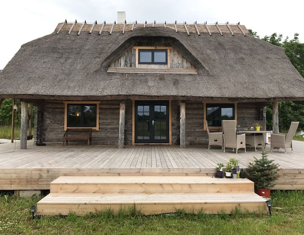 Cute traditional Saaremaa Cottage