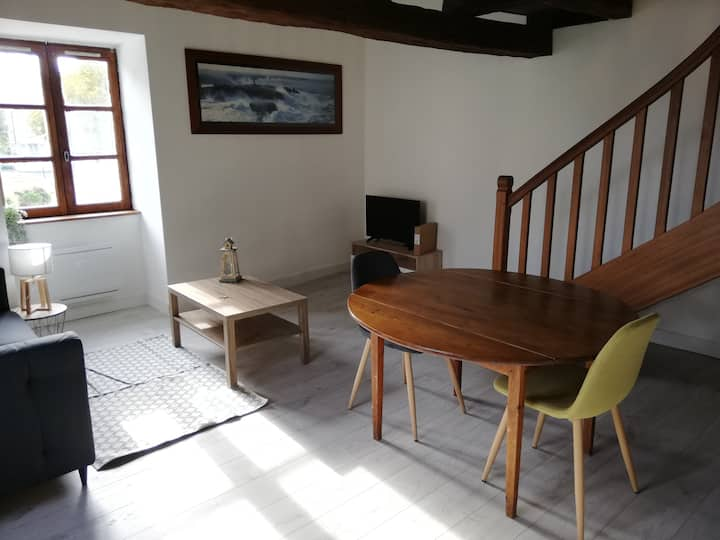 Appartement cœur de village