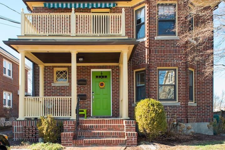 Private 4 BR Condo •Close to Boston - Newton - Condominium