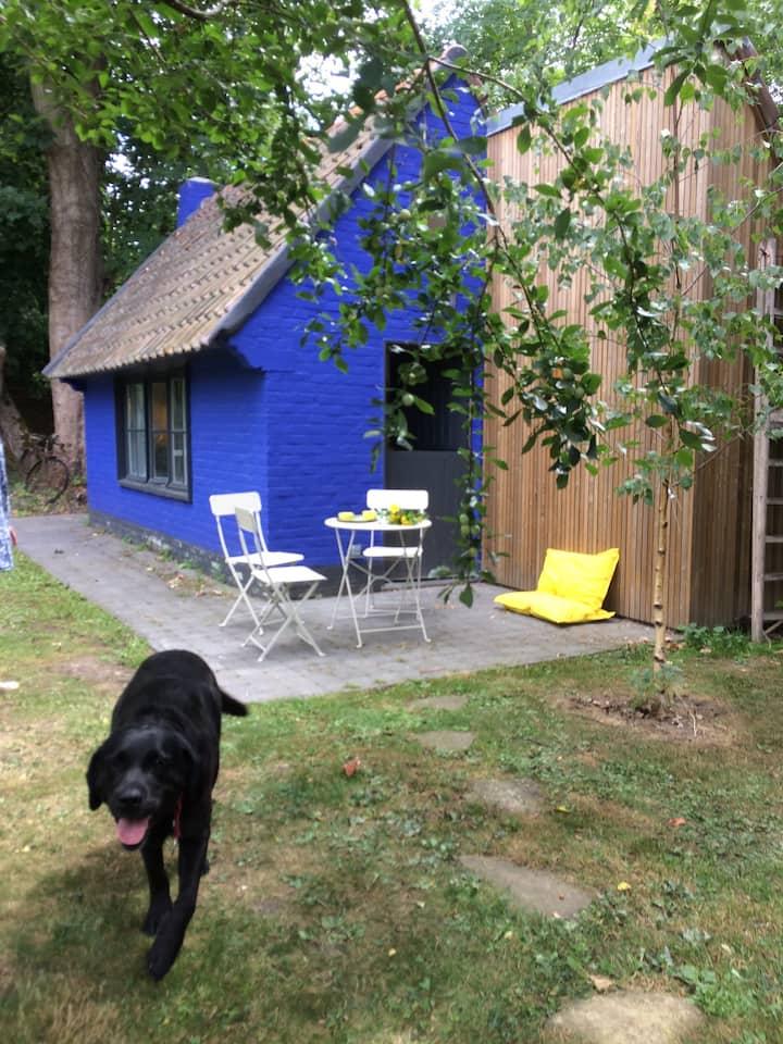 petite maison écolo à 2 pas de Lille Europe