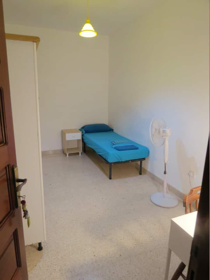 Budget + Spacious + Central Single Room (1)
