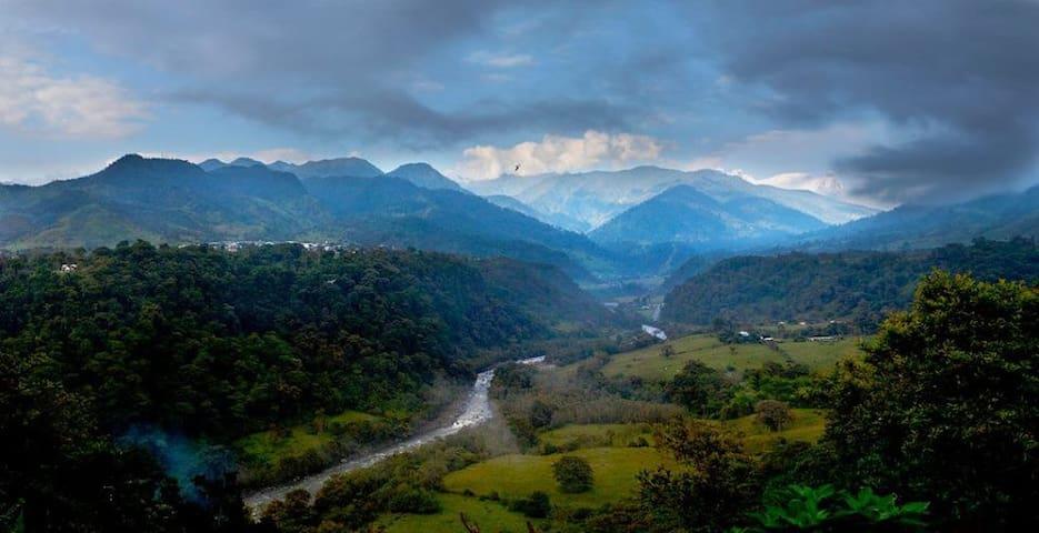 Cabañas Tres Rios