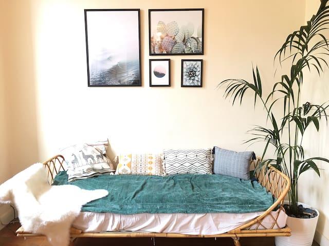 Appartement charmant au cœur des Chartrons