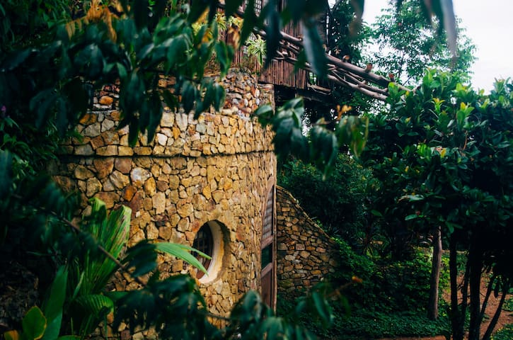 Sanctuaria Treehouses Hobbit House - PH - 其它