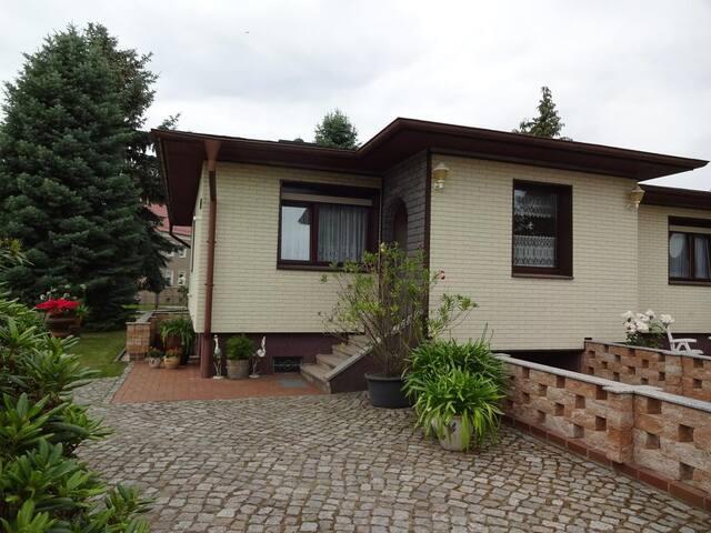 Modernes 120qm Wohlfühlhaus in der Oberlausitz