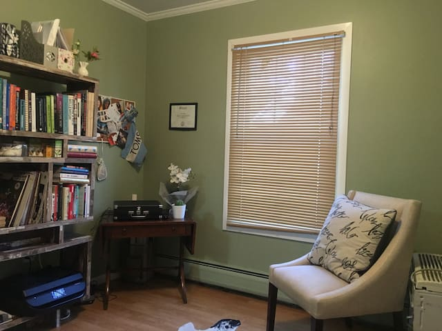 Small room in a nice house
