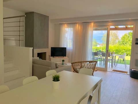 Italia Living Villa Exclusive Lake Garda View