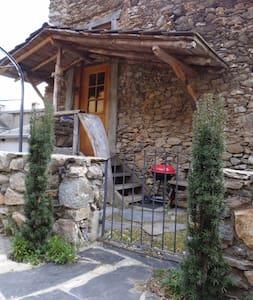 Studio en duplex à la montagne. - Huis