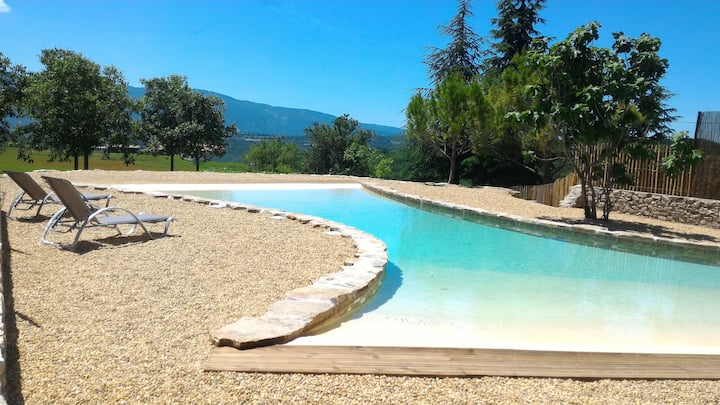 La P'tite Magnanerie, Luberon, Pool, 2 people
