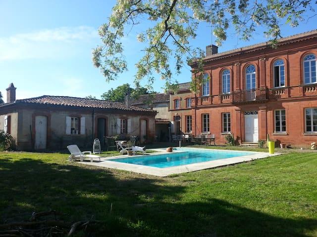 La Belle Demeurre - Bérat - Gjestehus