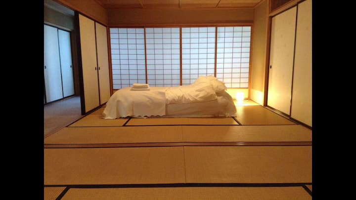 【RoomA&B】Cozy, Relaxed, Spacious room