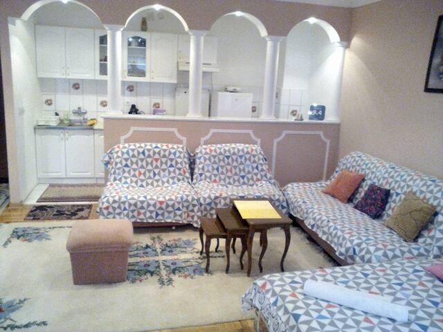 apartment garden lux