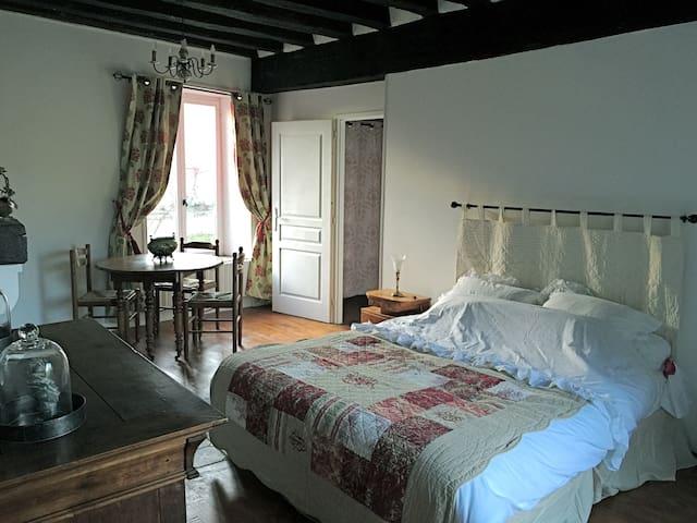 Gite au coeur des châteaux - Seur - House
