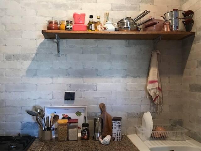 Détail kitchenette