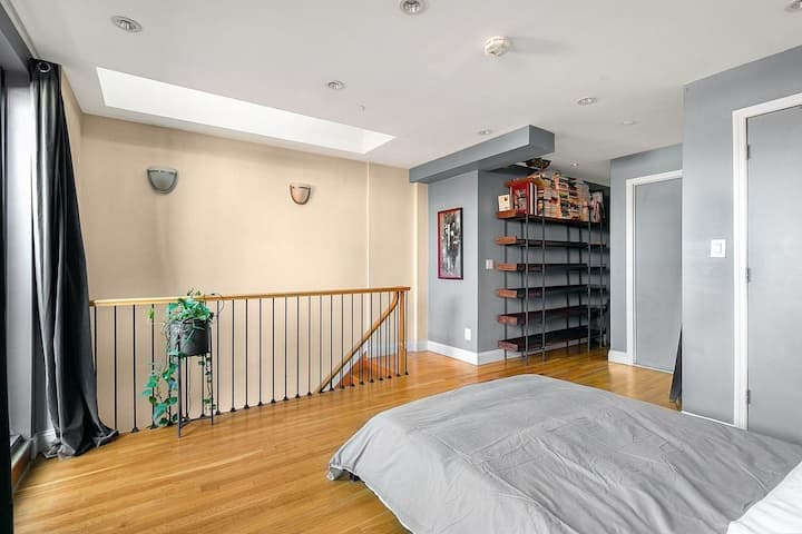 Spacious Duplex in the Heart of Harlem