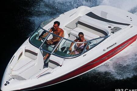 RINKER 6,70mt. 225hp. WITHOUT SKIPPER FOR 8 PAX - Port d'Alcúdia - Boat