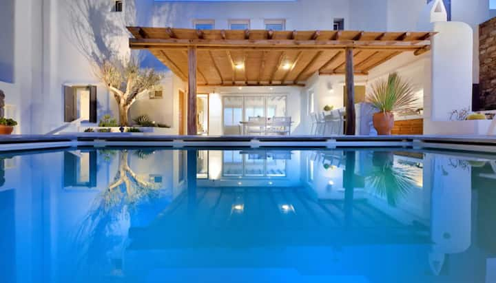 Villa Mocha - Mykonos - Private Heated Pool