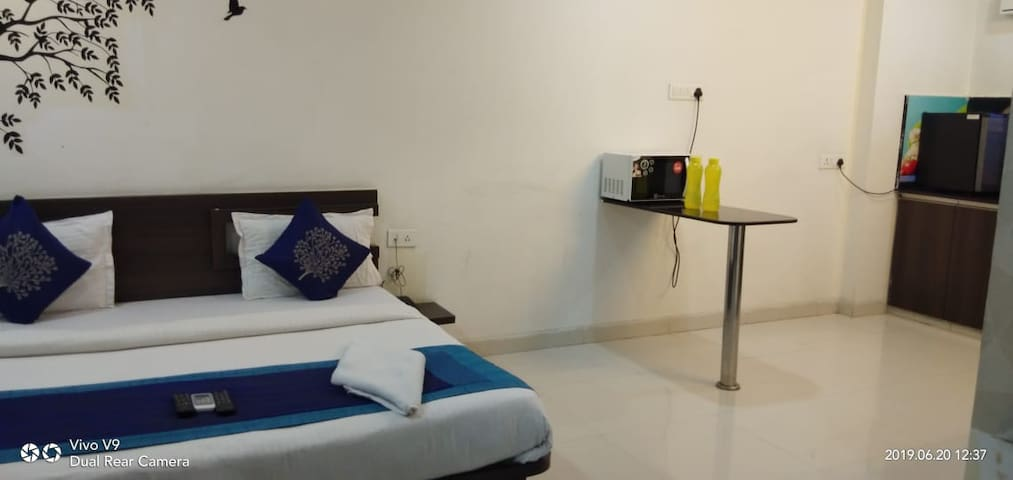 1bhk studio apartment homely stay in kondapur