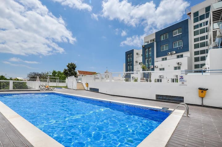 Apartment Sant'Ana Old Town Albufeira - Bay View