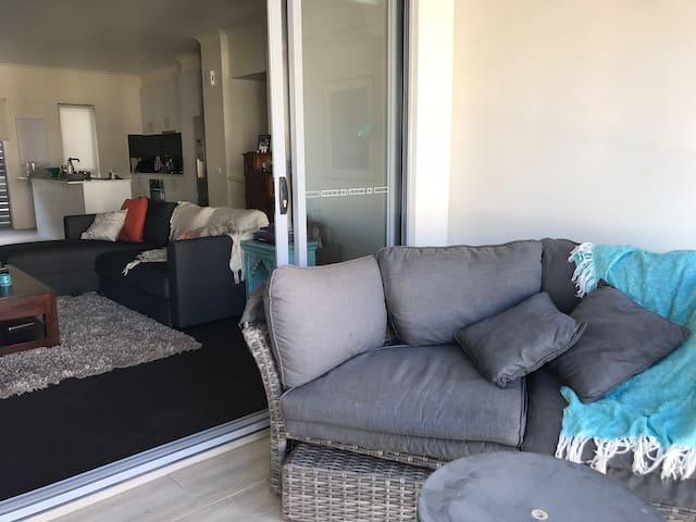 Apartment, short stroll from beach