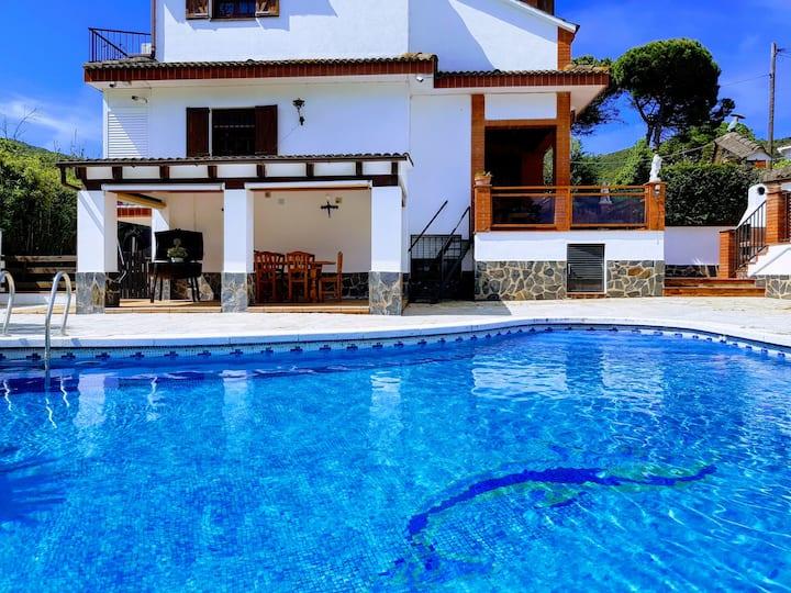 Villa aranda,  naturaleza, tranquilidad y confort