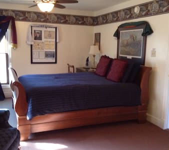 Lincoln Room $107 - Lindsborg - Ház