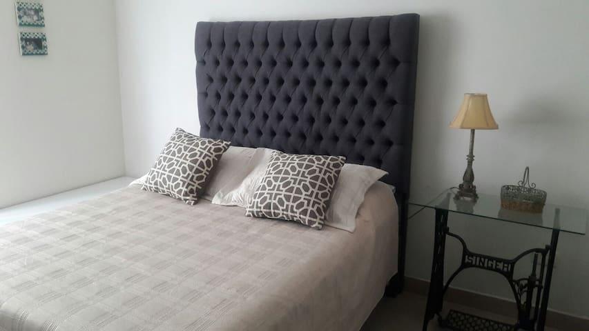 Alojamiento de excelente comfort