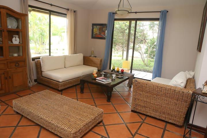 Villas de Rosario (casa de Coco y Mutti)