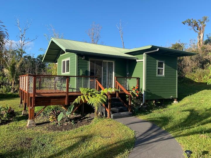 Puna  Rainforest Retreat Hotspring: Green Bamboo