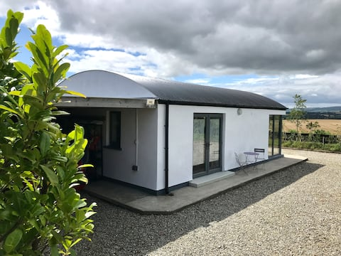 'The Studio' at the foot of Mount Leinster