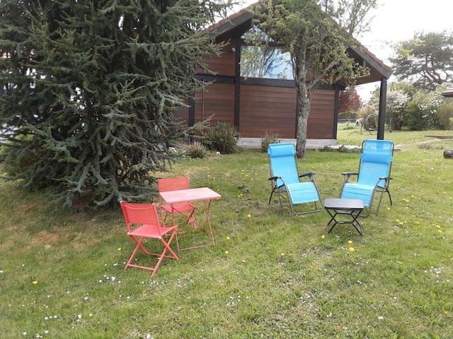 Charmant petit studio à Annecy le vieux