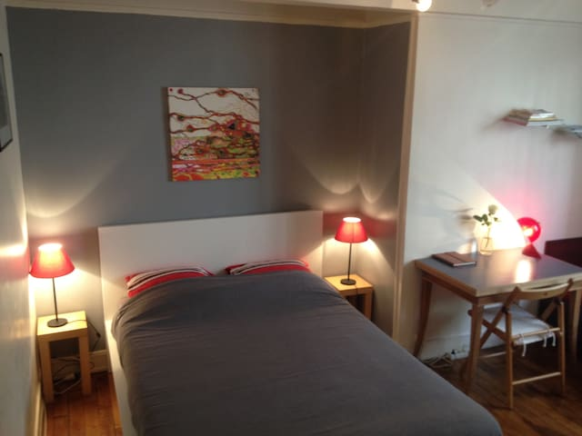 Studio 3 persons max - Paris - Flat