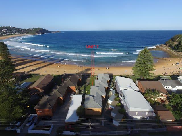 Absolute Beachfront - South Strand 7 Linen & Wi Fi