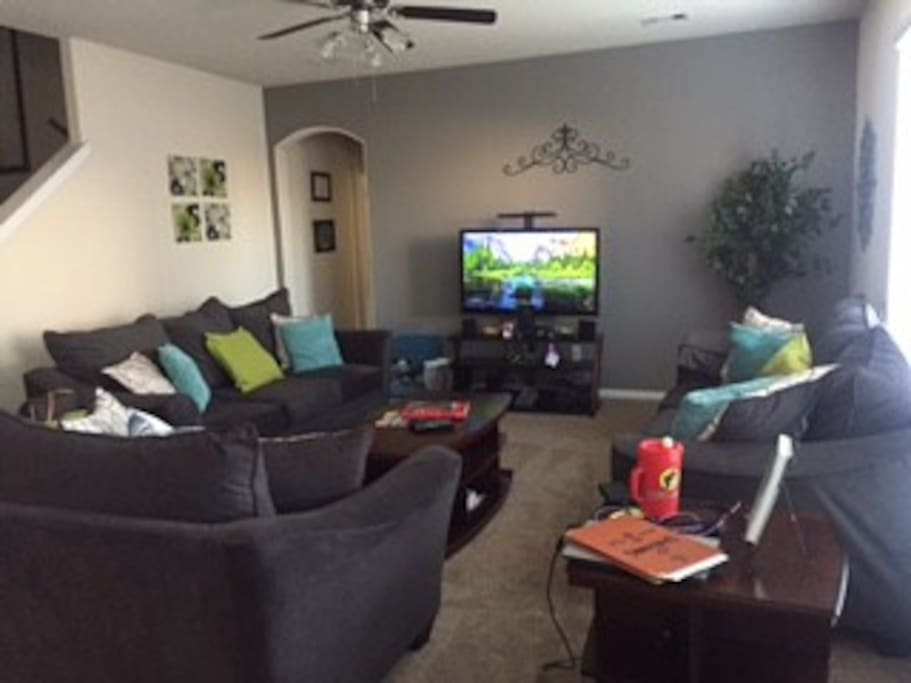 family area uverse cable and internet