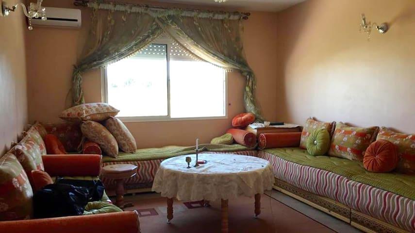Comfortable apartment in peaceful area - Saïss - Pis