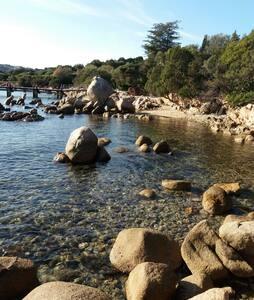 Deliziosa casa con piscina zona Porto Cervo - Santa Teresina - Huoneisto