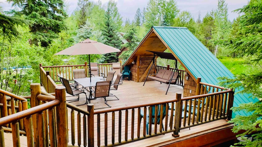 WINTER SPECIALS-IMMACULATE MCCALL CABIN - Downtown