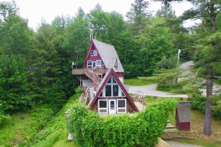 The Birdhouses in Stowe VT : Amazing Views!