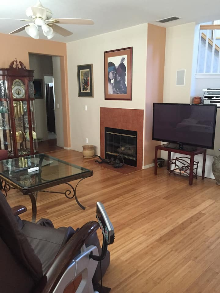 BEAUTIFUL HOME LOCATED IN THE HILLS/SFO/BART