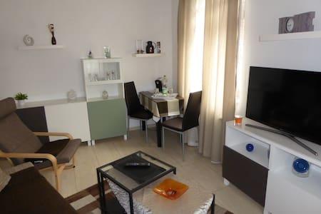 2 Raum Appartement vollständig ausgestattet - Erfurt - Appartement