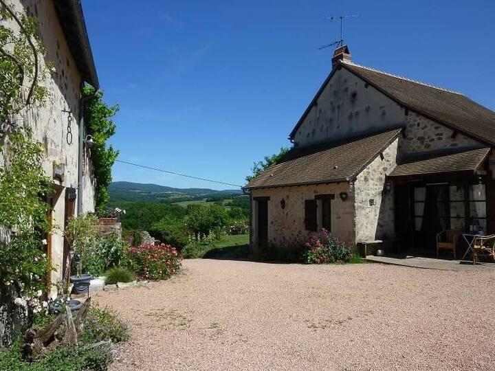 Charmante fermette morvandelle - charming cottage