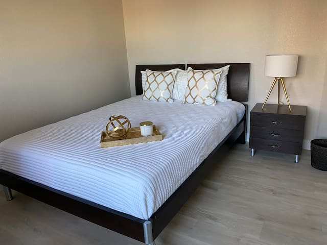 Luxury Private Room in Quiet Almaden Area