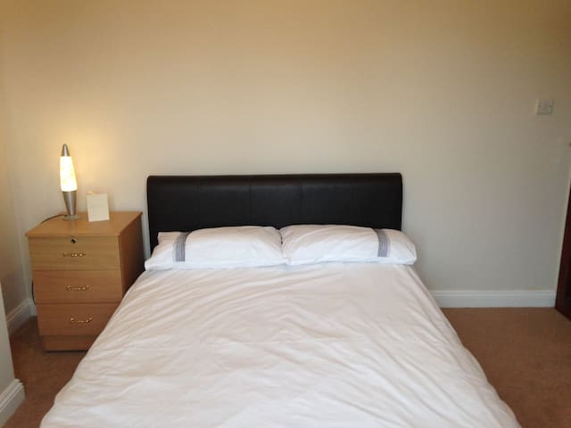 Comfortable double room close to city centre - Cambridge - Casa