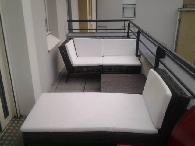 studio avec grand balcon - Wambrechies - Appartamento