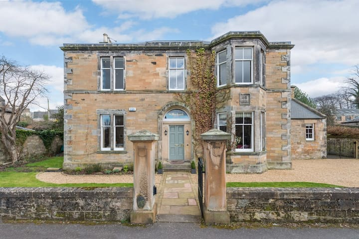 Magnificent home near Edinburgh - Dalkeith - Casa